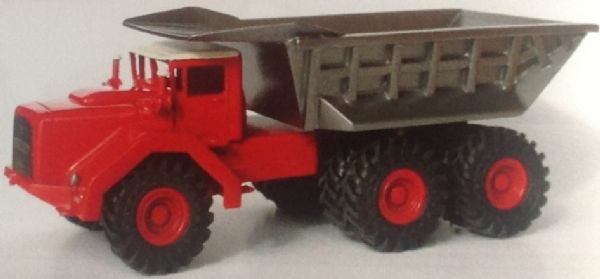 CLUB DINKY FRANCE MODEL No. CDF55 BERLIET T100 BENNE CARRIERE